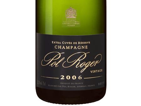 Pol Roger Brut Vintage Champagne 2006