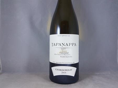 Tapanappa Tiers Adelaide Hills Chardonnay 2015