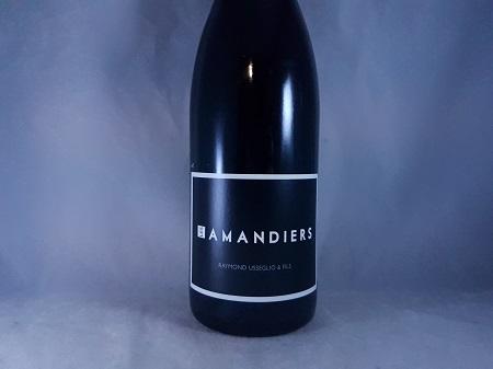 Raymond Usseglio les Amandiers Vin de France 2015