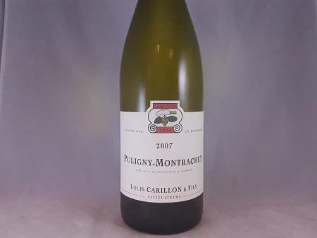 Louis Carillon Puligny-Montrachet 2007