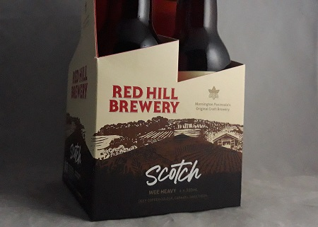 Red Hill Brewery Scotch Ale Wee Heavy