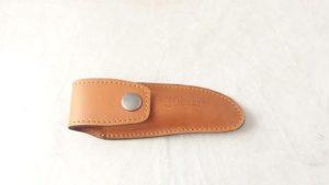 Laguiole En Aubrac Leather Corkscrew Pouch