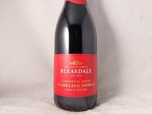 Bleasdale Sparkling Shiraz Langhorne Creek NV 750ml