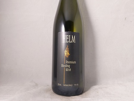 Helm Premium Riesling Canberra District 2018