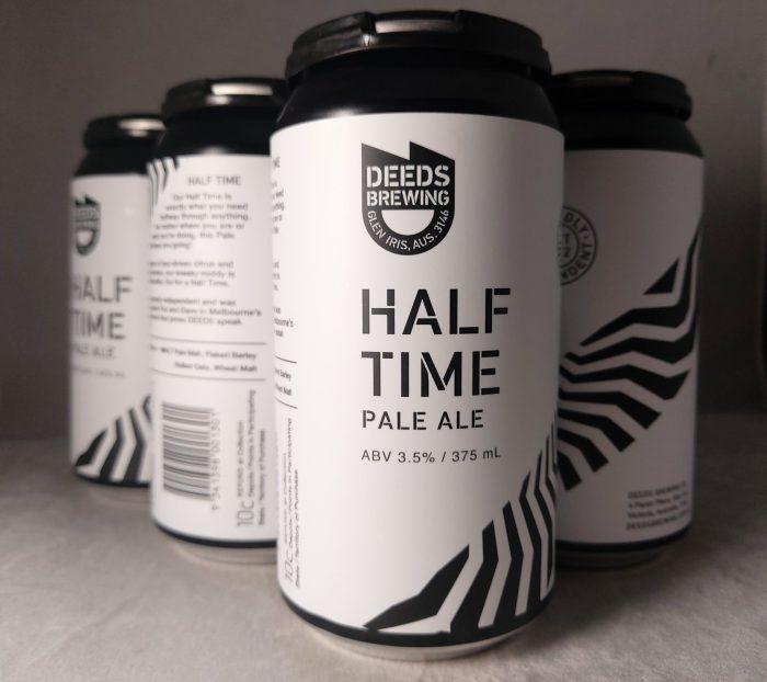 Deeds Brewing Half Time Pale Ale 375ml