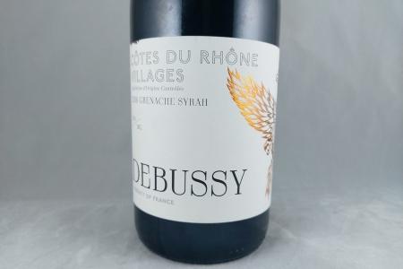 Debussy Cotes du Rhone Villages 2016 Quality