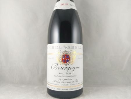 Michel Sarrazin Bourgogne Rouge 2019