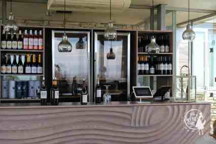 Beau Constantia Wine bar