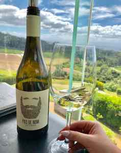 Beau Constantia pas de nom white wine
