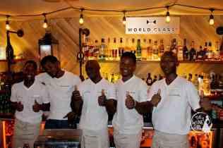 Chin Chilla Camps Bay barmen