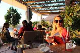Chin Chilla Camps Bay beach bar