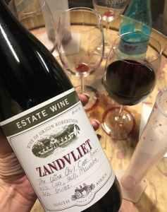 zandvliet wine mix