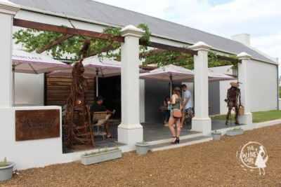 zandvliet wines kalkveld wine entrance