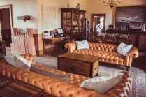 Anthonij Rupert Wyne Wine Tasting Room Inside Seating