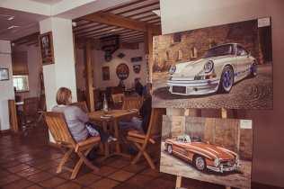 Anthonij Rupert Wyne car museum Cafe