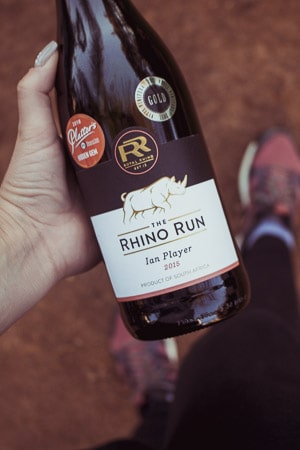 rhino run ian player van loveren wine