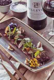 Bellevue Wine Estate Carpaccio