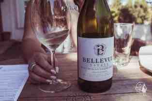 Bellevue Wine Estate Muscat