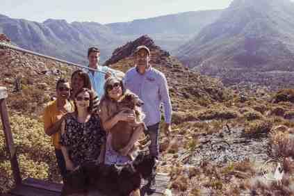 Silvermist Organic Wine Estate Table Mountain National Park
