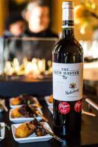 Nederburg the Brew Master oaked wine