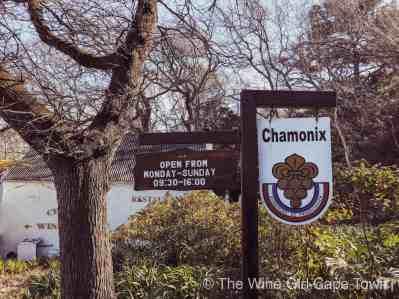 Chamonix wine safari