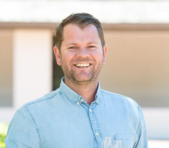 JD Pretorius Steenberg Cape Winemakers Guild Member