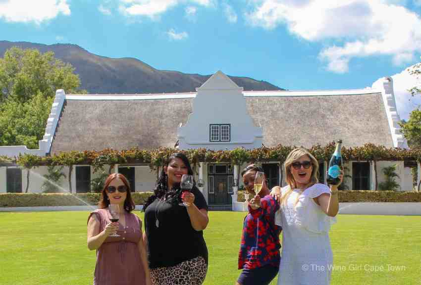 Wellington Wine Route South Africa