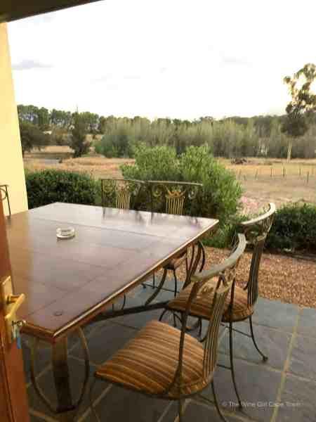 Diemersfontein Wine Farm Wellington accommodation