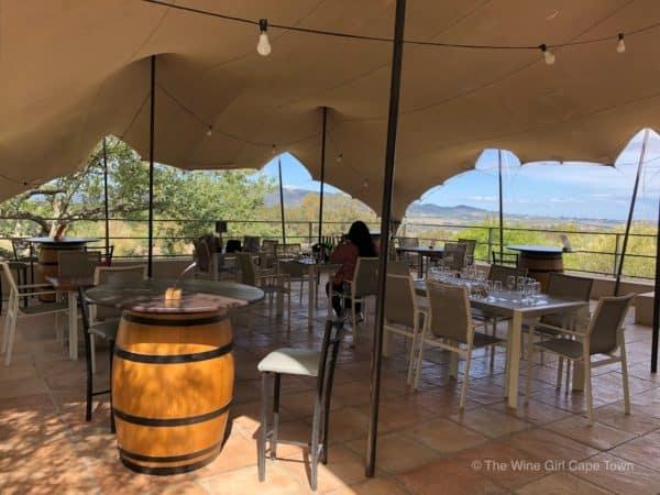 Wine Tasting Diemersfontein Wellington