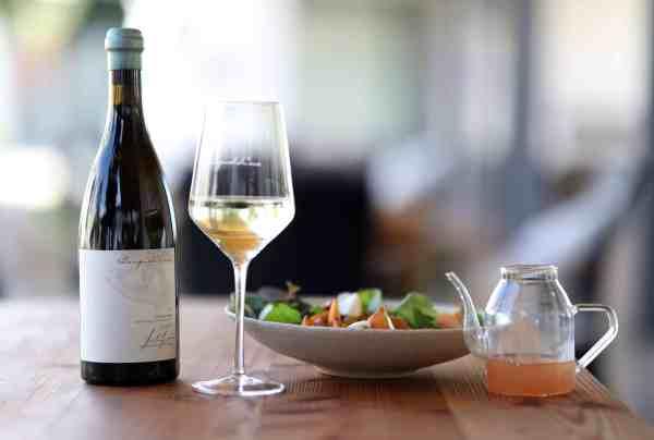 Benguela Cove Vinography range of wines Sauvignon Blanc 2017