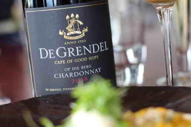 De Grendel Wines Durbanville Chardonnay