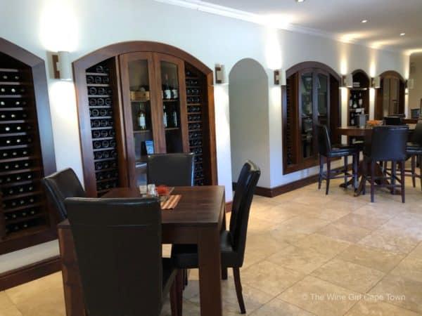 Bergsig Winery Breedekloof Wine Valley South Africa tasting room