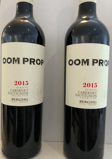 Bergsig Wines South Africa