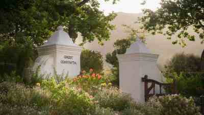 Groot Constantia Winery South Africa