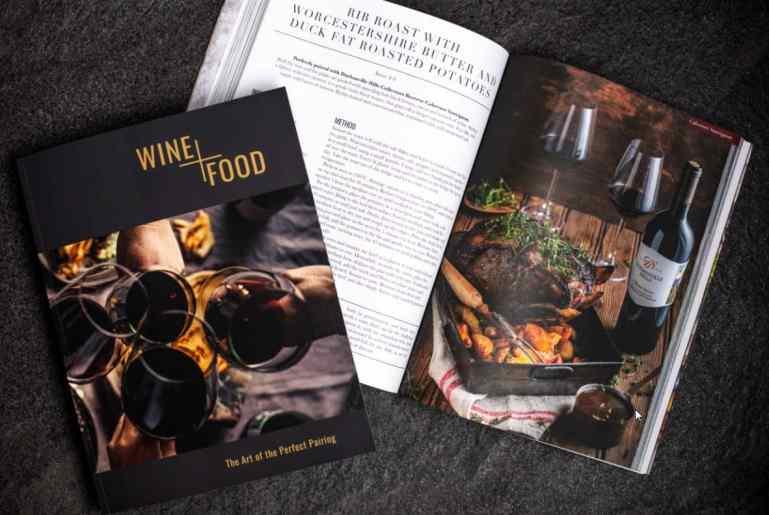 Libertas Wine and Food Pairing Book