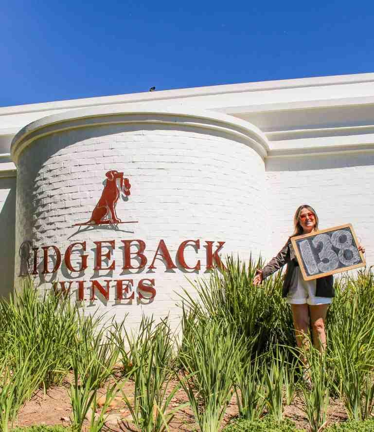 Ridgeback Wines The Wine Girl Cape Town