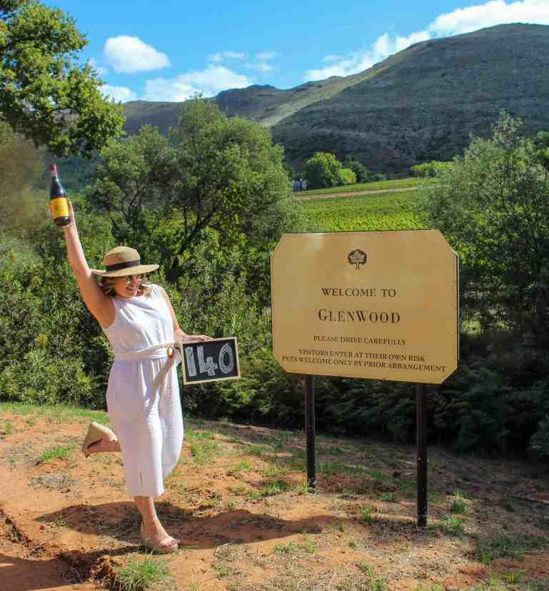 The Wine Girl Cape Town at Glenwood in Franschhoek