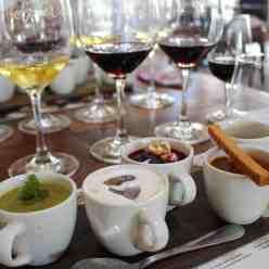 Soup and Wine Pairing at Spier Wine Farm Stellenbosch