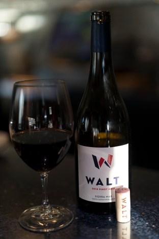 2014 Walt Wines Pinot Noir Sierra Mar