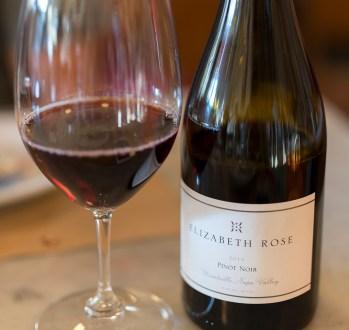 2014 Elizabeth Rose Pinot Noir Yountville - Ciccio