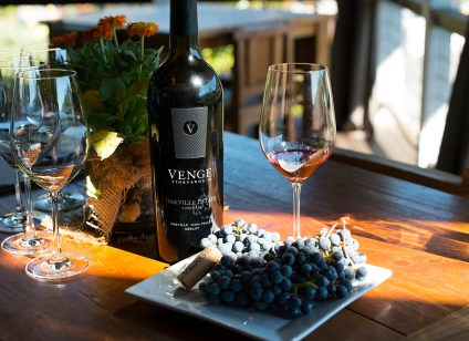 Venge 2014 Estate Merlot from Oakville - Napa Valley
