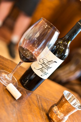 2012 All Great Things - Bordeaux blend - Fantesca Estate & Winery