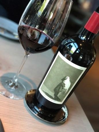 el Coco Napa Valley Red Wine - D.B Crane Vineyard
