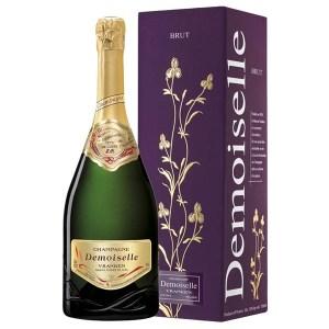 Champagne Vranken Demoiselle EO Tete de Cuvée Brut