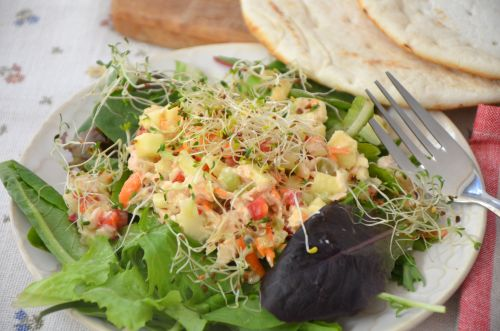 tuna-salad-plate