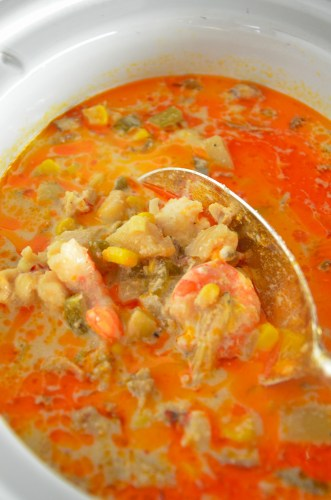 slow-cooker-lobster-seafood-chowder