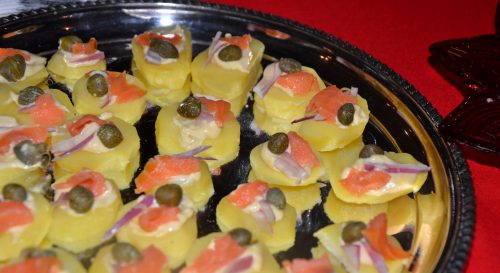 smoked-salmon-hors-d'oeuvre