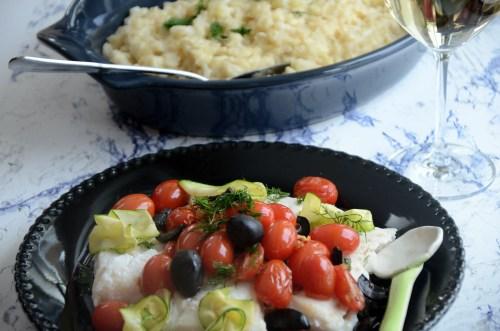 cod-cauliflower-risotto