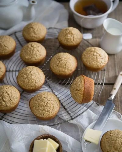 Irish-Brown-Bread-Muffins