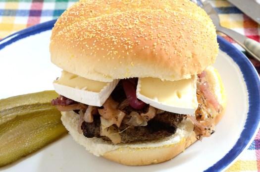The Ooh-la-la Burger